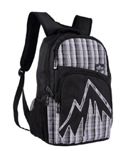 MOCHILA BOLT BLACK SP5106