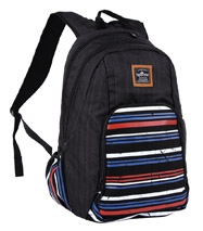 MOCHILA BOLT BLACK SP5088