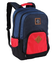 MOCHILA WAVE RED SP5084