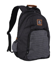 MOCHILA WAVE BLACK SP5085